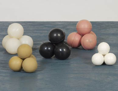 Rubber Cleaning Balls